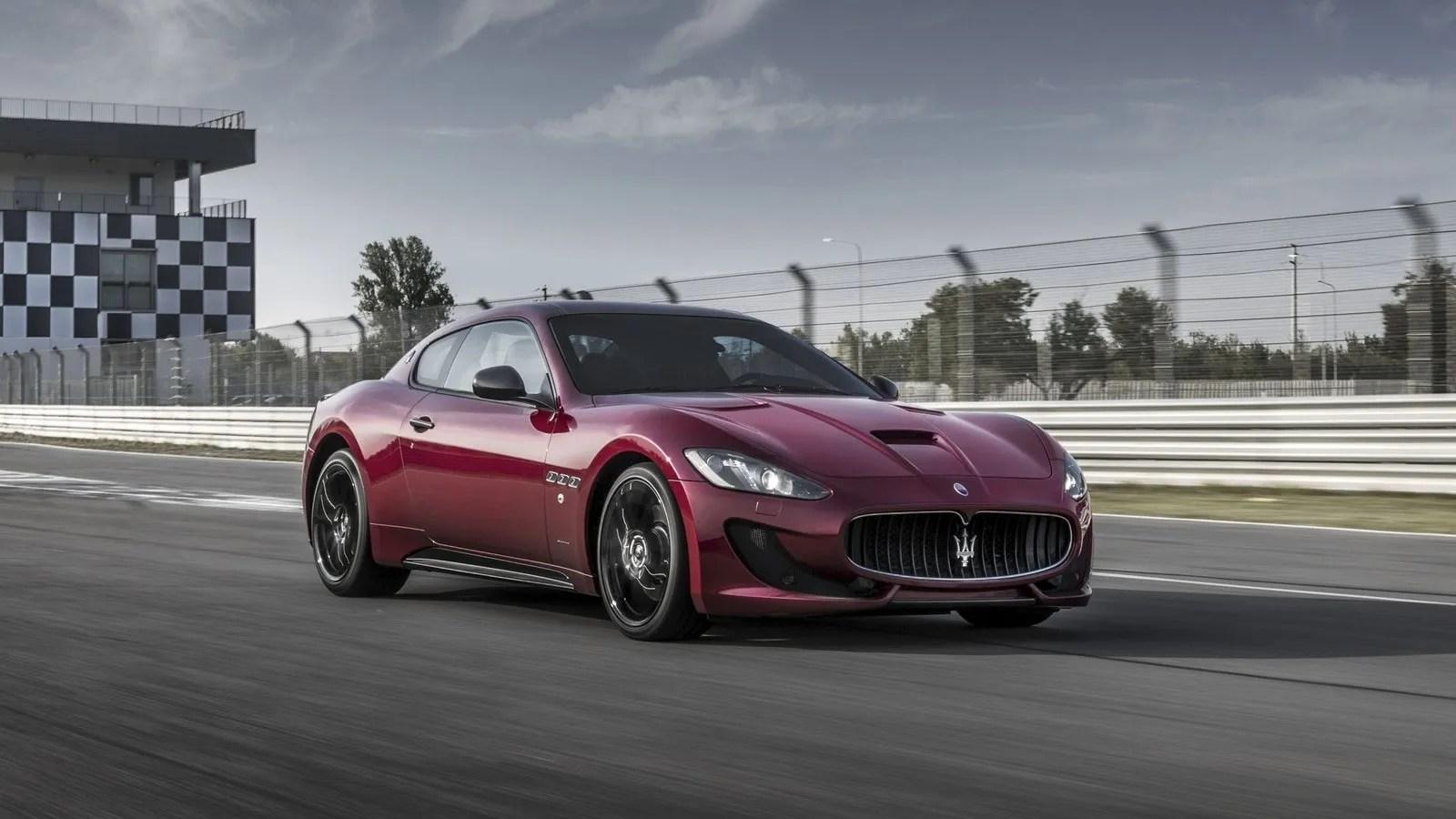 2018 Maserati Granturismo Review  Top Speed