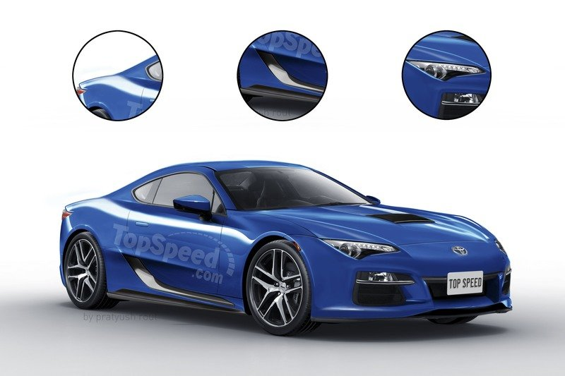 Subaru Body Parts Diagram The New Toyota Mr2 Could Arrive In 2021 And It Might Be An