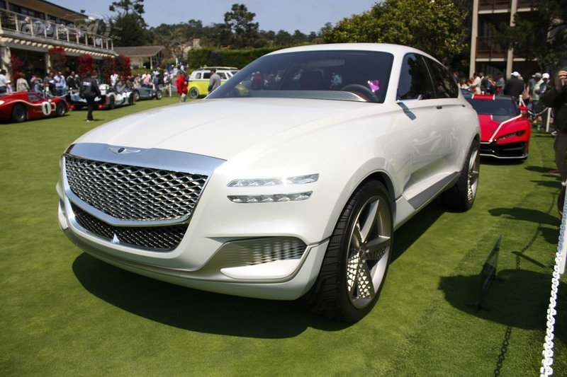 2020 Genesis SUV And 2020 Hyundai Sonata Coming In The