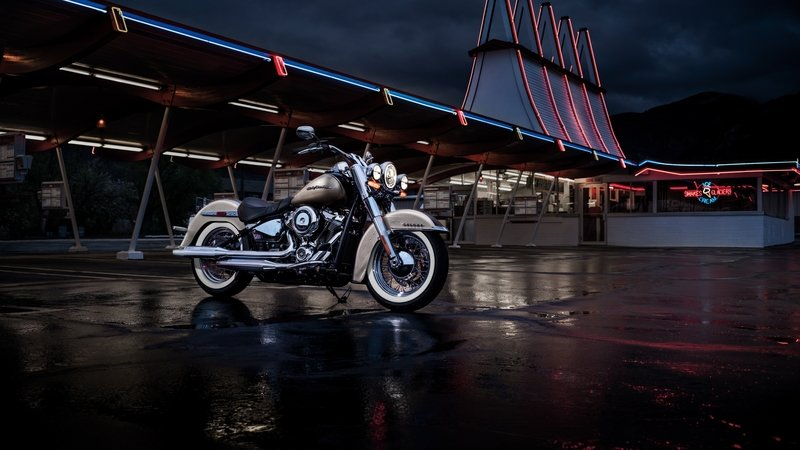 King Falls Am Wallpaper 2018 2019 Harley Davidson Softail Deluxe Top Speed