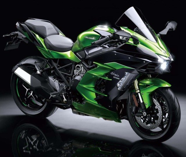 After The Mighty Ninja H2 And H2r Kawasaki Brings In The 207 Hp H2 Sx