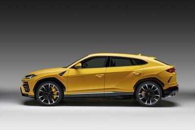 Pirelli Has Six Different Tire Options for the Lamborghini Urus - image 749810