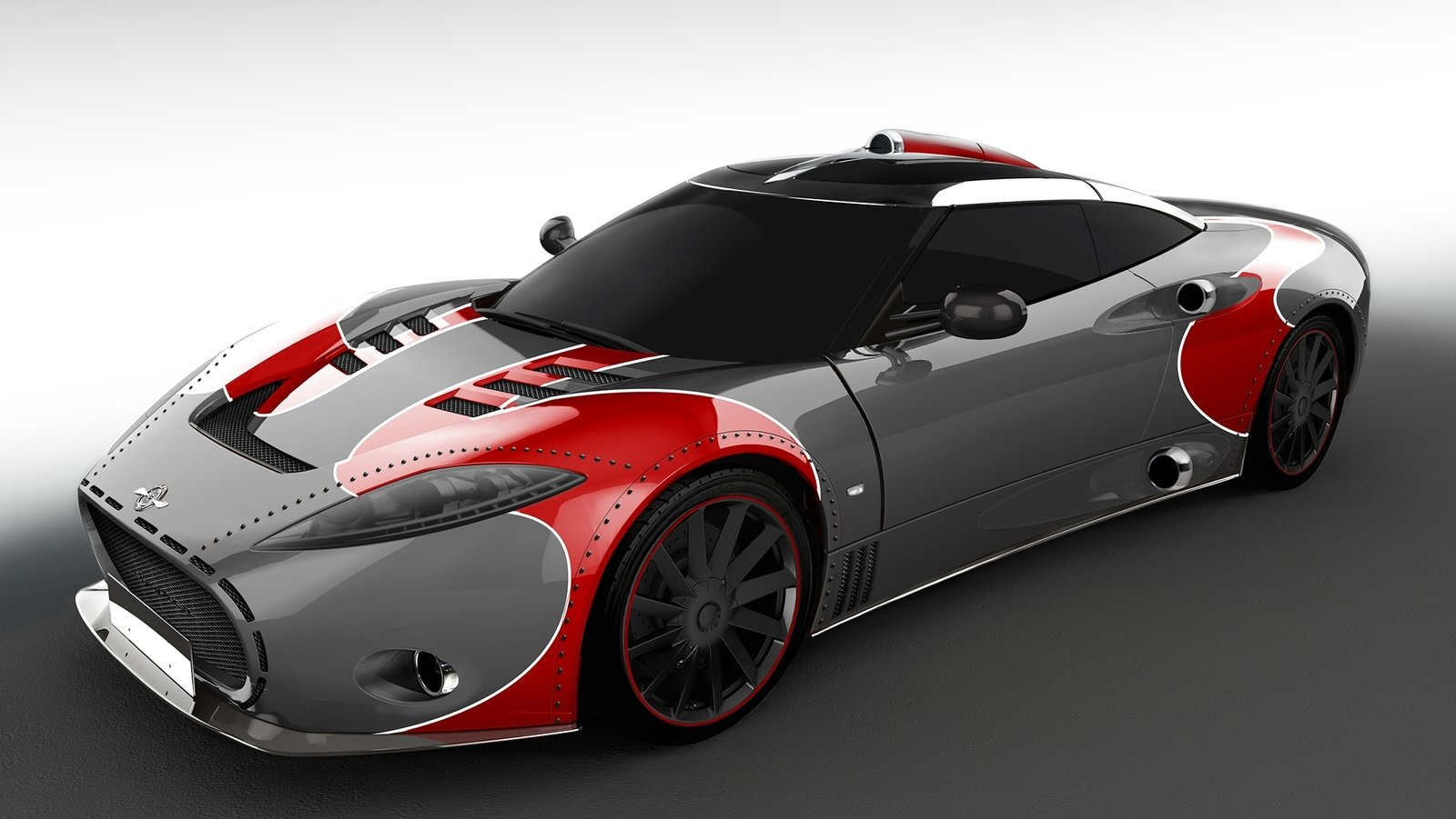 2017 Spyker C8 Aileron Lm85 Pictures Photos Wallpapers