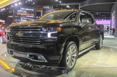 2019 Chevrolet Silverado - image 760482