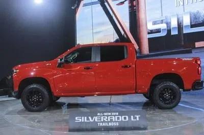 2019 Chevrolet Silverado - image 760528