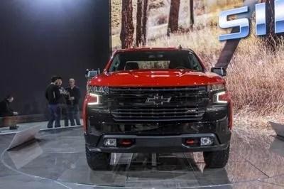 2019 Chevrolet Silverado - image 760534