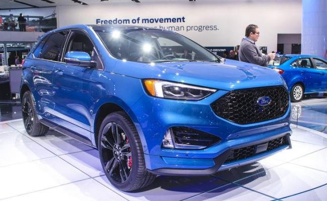The 2019 Ford Edge St Is Fine But The Base Model Is The