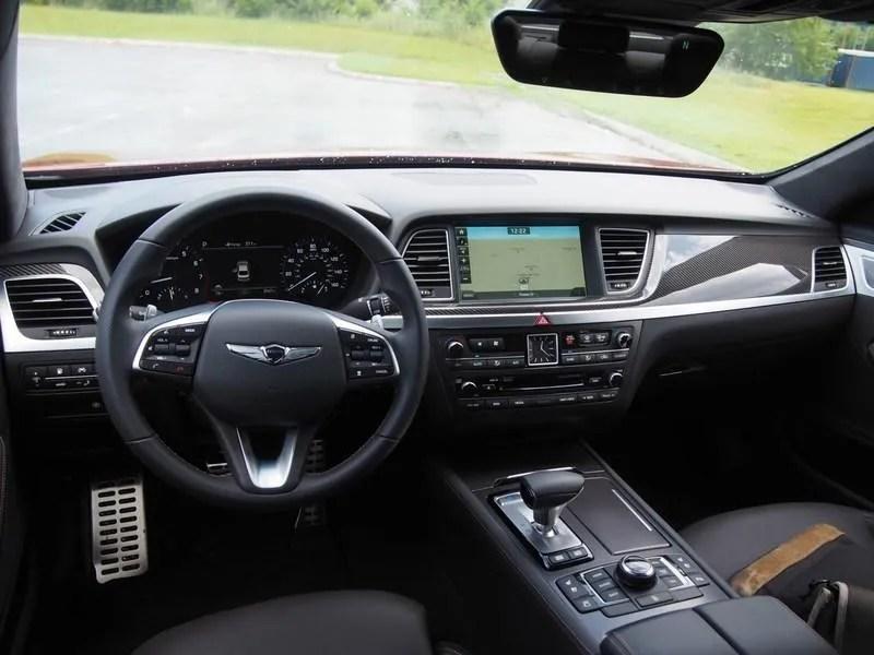 2020 Genesis G80  Top Speed