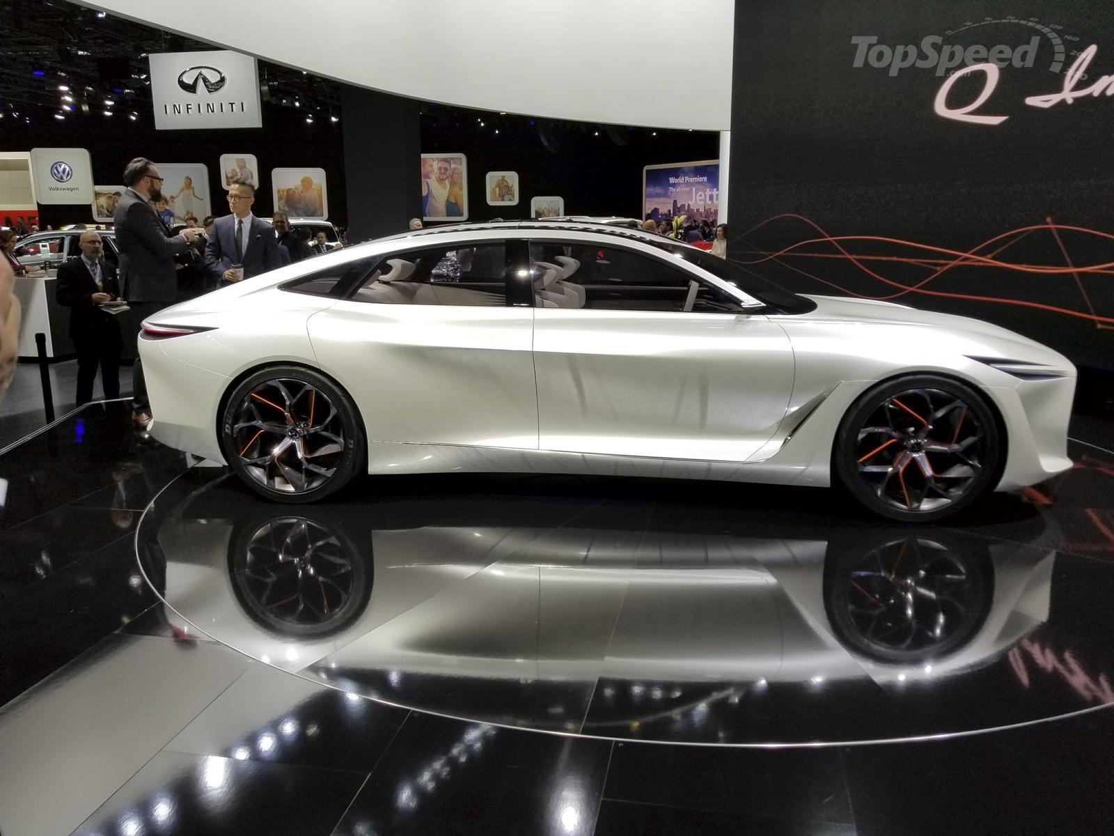 Infiniti Q Inspiration Concept Points To Future Of