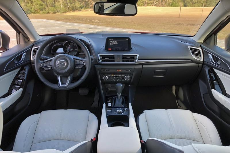 2018 Mazda3 Grand Touring Driven  Top Speed