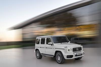 Mercedes-AMG Debuts 2019 G63 With 577 horsepower! - image 767704