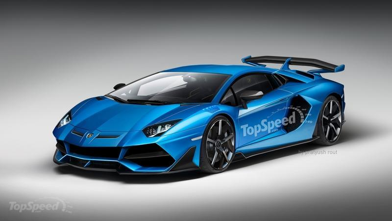 Lamborghini News And Reviews | Top Speed