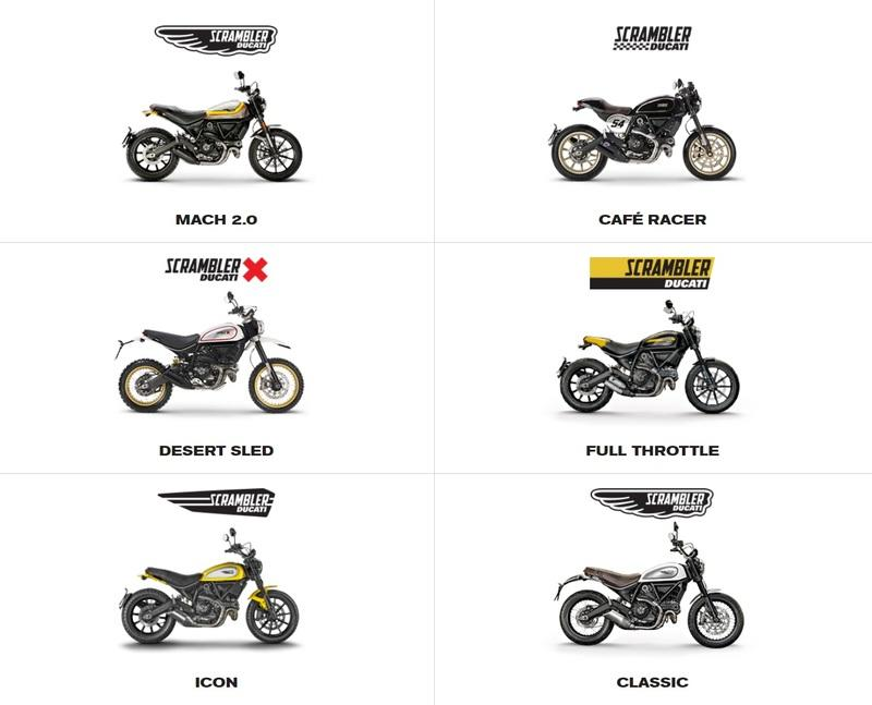 Ducati Is Getting A New 'Scrambler Hashtag' For The