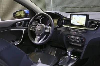 Kia Shows off the All-New Kia Ceed Prior to its Geneva Debut - image 768696