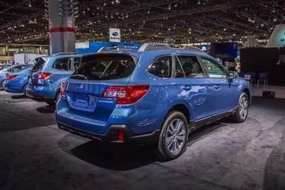 2018 Subaru Outback 50th Anniversary Edition - image 767871