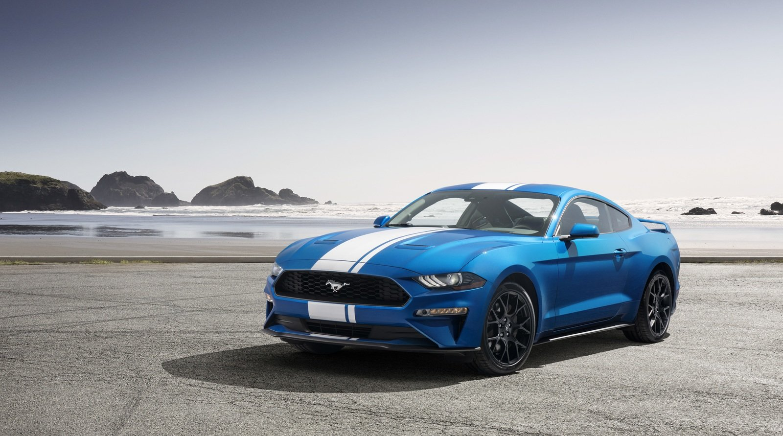 the ford mustang ecoboost sounds as