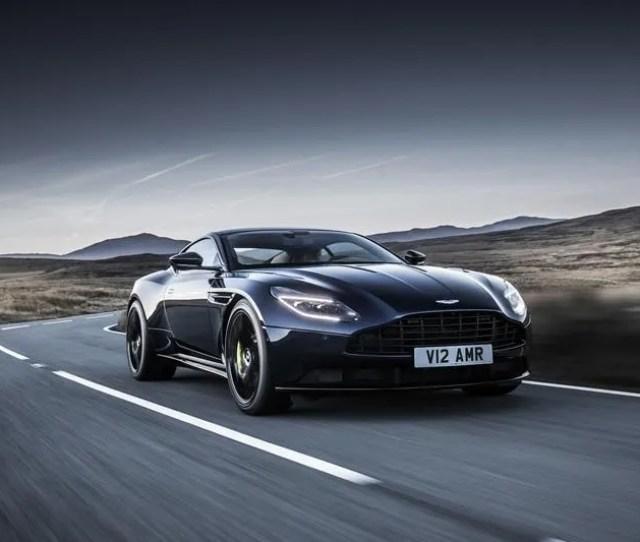 Aston Martin Db Amr Exterior Image