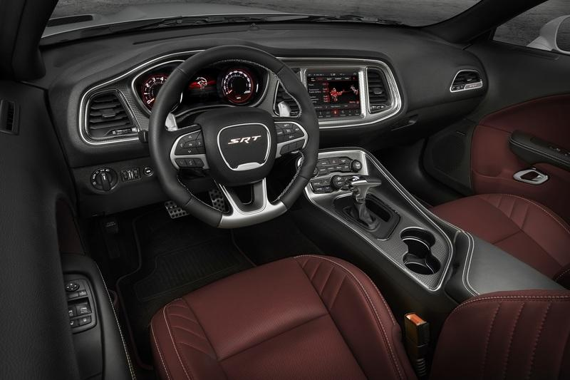 Jeep Srt Interior