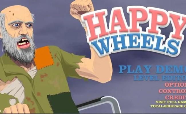 Happy Wheels Top Speed