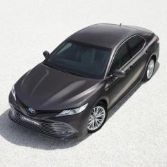 All New Toyota Camry 2019 Thailand Grand Avanza Veloz 1.5 2016 Reviews Specs Prices Photos And Videos Top Speed Hybrid Announces It S Ready For Europe At 2018 Paris Motor Show