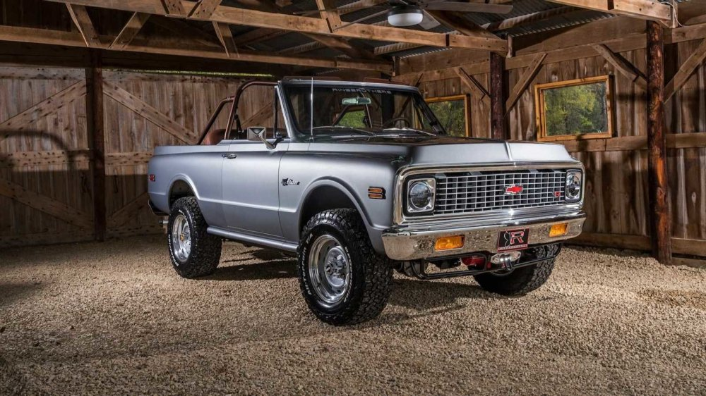 medium resolution of 2018 k5 chevy blazer restomod by ringbrothers pictures photos wallpapers top speed