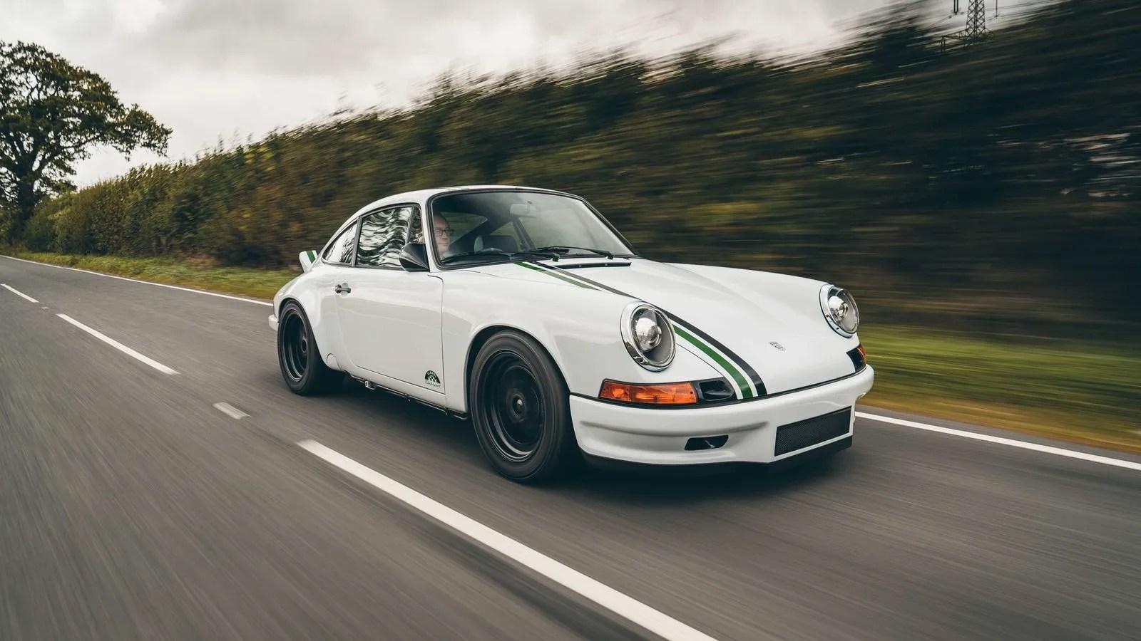 2018 Porsche 911 Le Mans Classic Clubsport By Paul