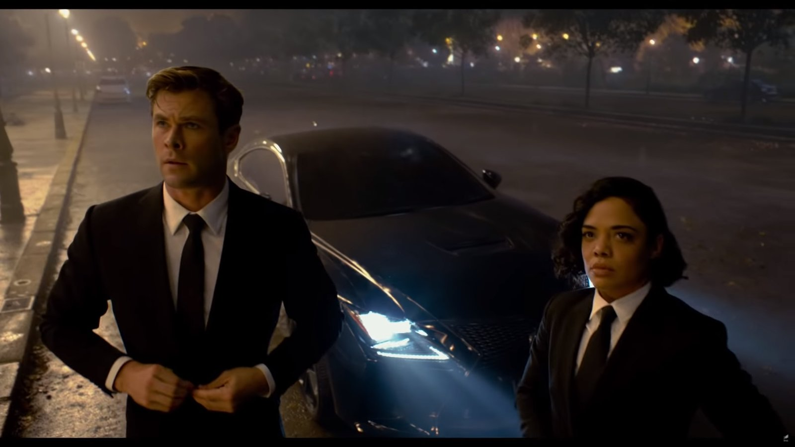 Men In Black International Gives The Lexus Rc F And Jaguar Xj6 Some Much Needed Screen Time