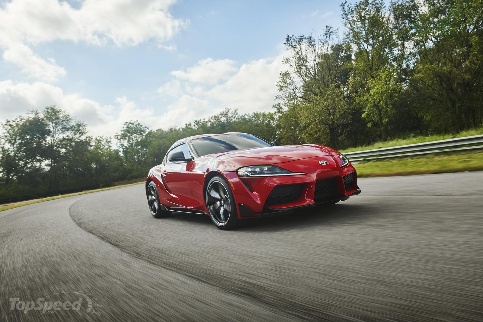 Video Is The 2020 Toyota Supra Really Just A Rebadged Bmw Top Speed