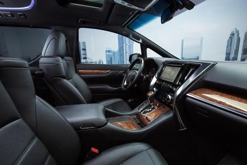 Lexus Is Rebadging The Toyota Alphard Minivan So It Can Sell A Luxury Van  Top Speed