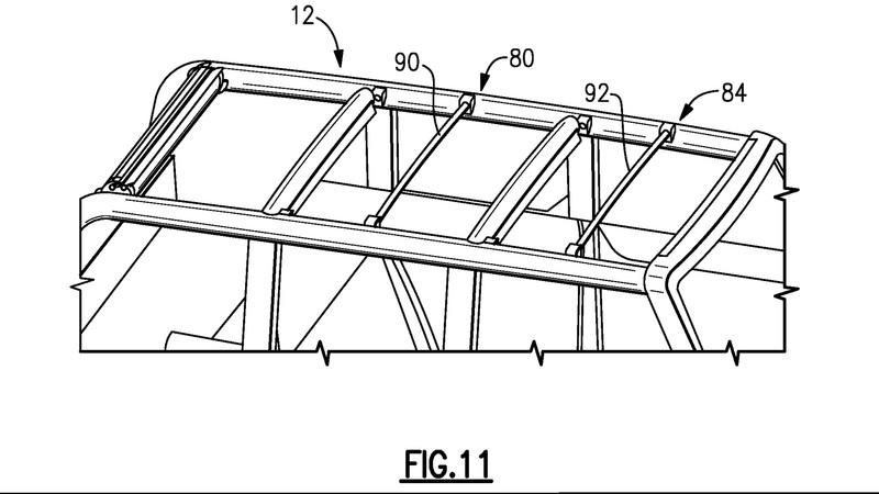 The 2020 Ford Bronco Could Have A Retractable Cloth Roof