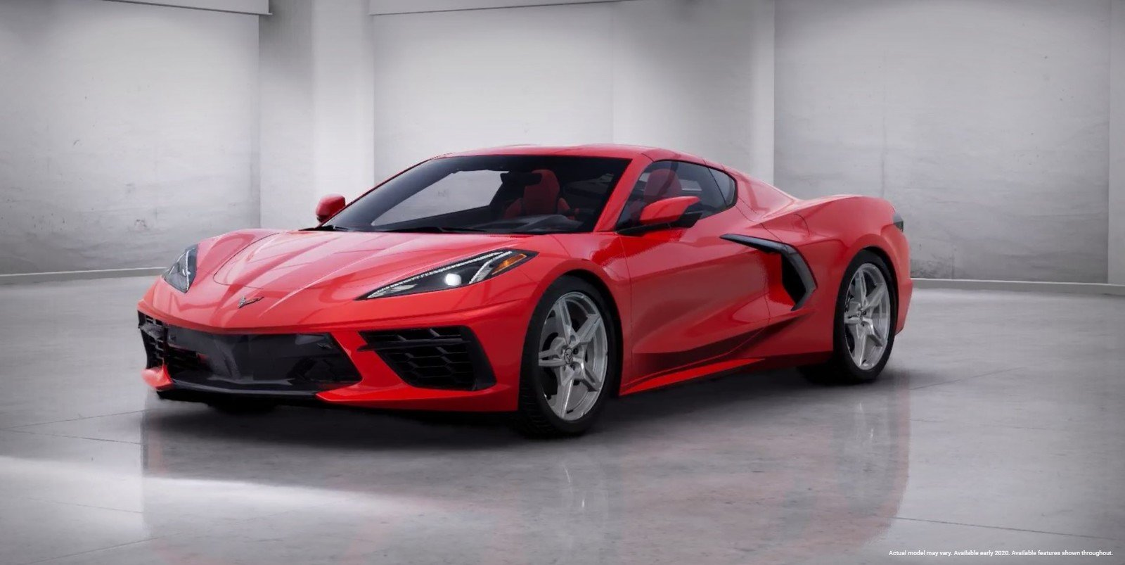 Chevrolet S Online Configurator For The 2020 Corvette C8 Stingray Is An Exercise In Patience
