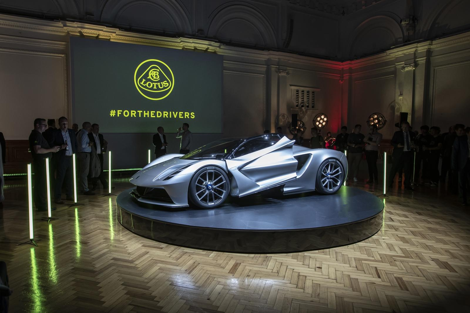 Here S Why The Evija Supercar Will Save Lotus Top Speed