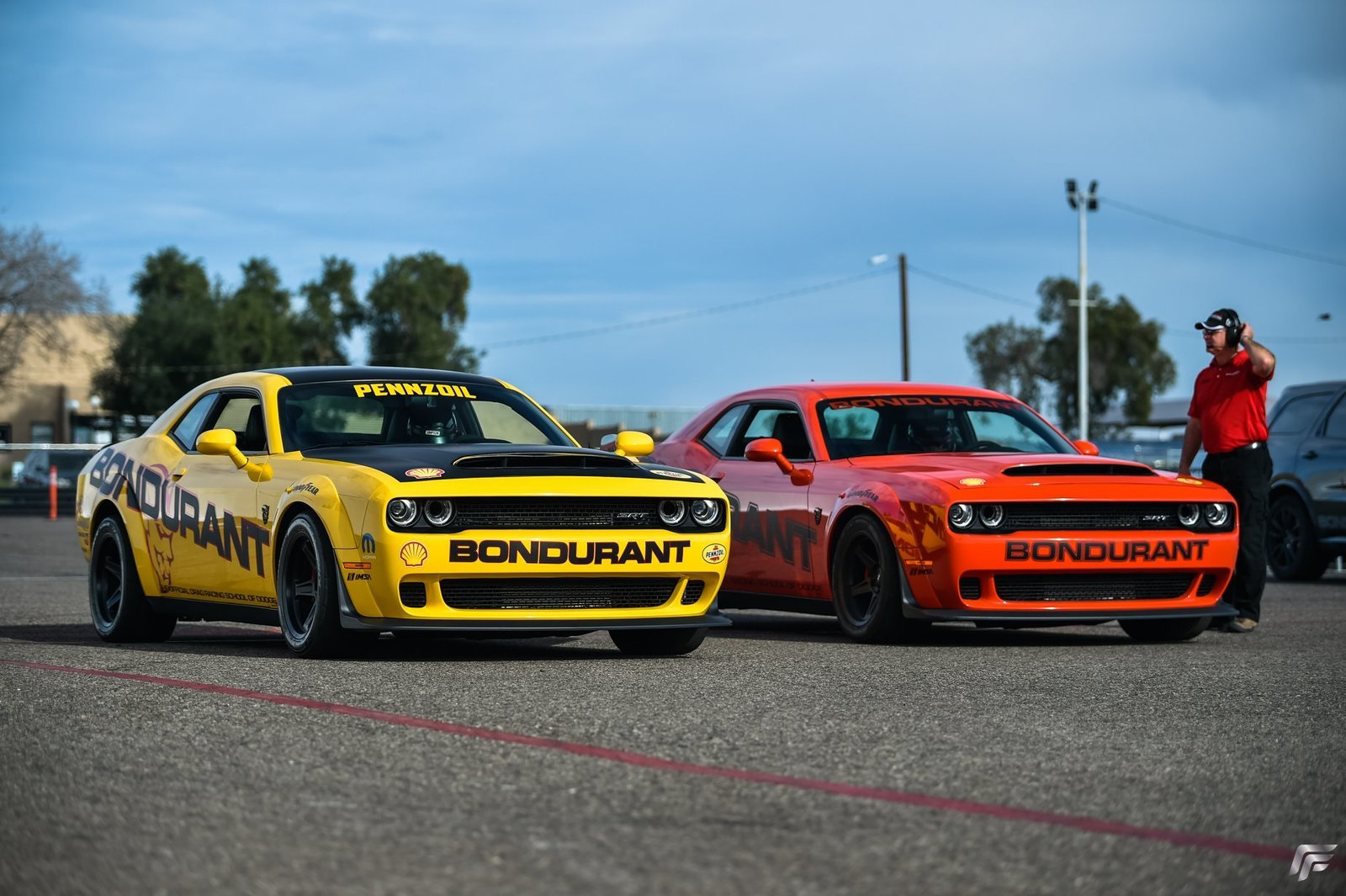 Your Full Guide To The Bondurant Racing School  Top Speed