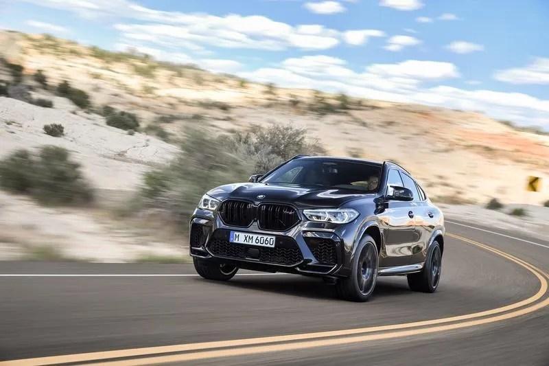 2020 BMW X6 M Exterior - image 874117