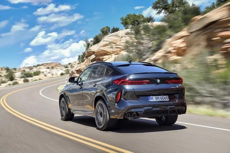 2020 BMW X6 M Exterior - image 874129
