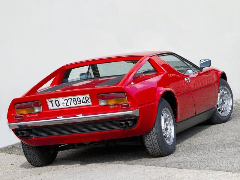 Excited about the new Maserati MC20? Here's All mid-engined Maseratis from the past - image 896555