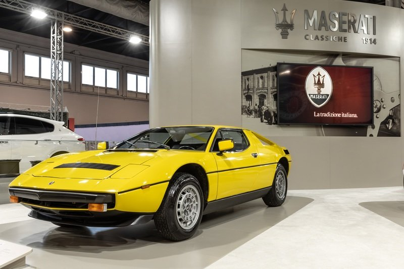 Excited about the new Maserati MC20? Here's All mid-engined Maseratis from the past - image 896552