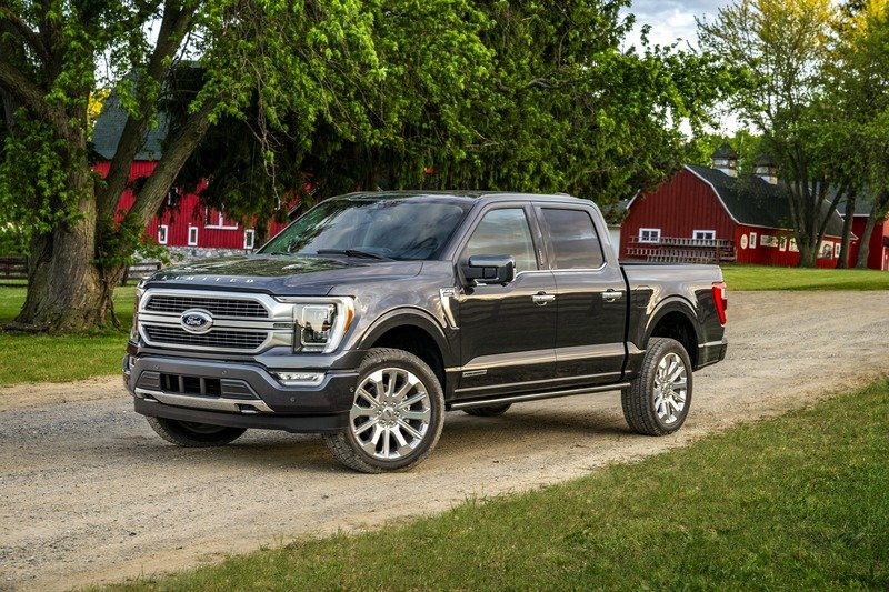 Ford Announces The Power Output Figures For Every Engine Option On The 2021 F-150 Exterior - image 915459