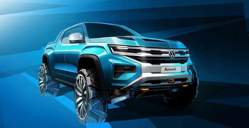 The Next-Gen Volkswagen Amarok Should Arrive in 2022 With Ford Power - image 912180