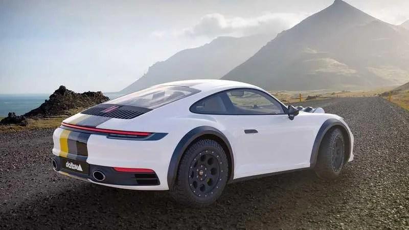 2021 Porsche 911 Dakar by Delta4x4 Exterior - image 922464