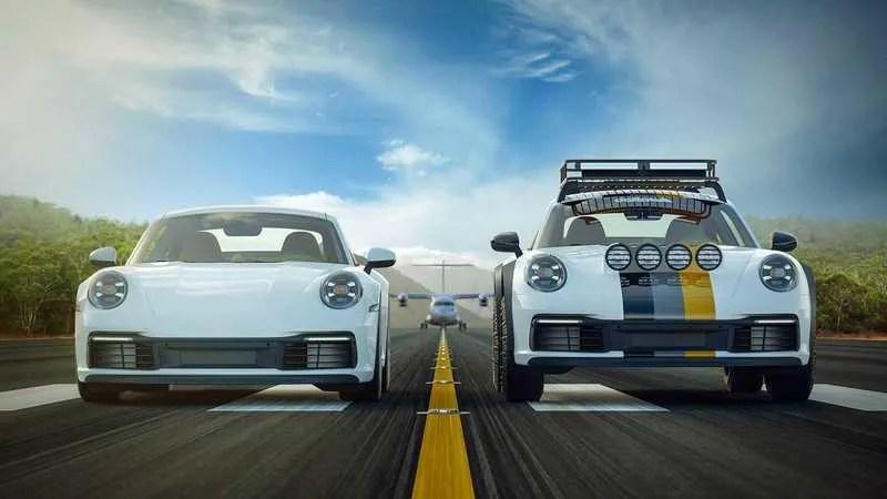 2021 Porsche 911 Dakar by Delta4x4 Exterior - image 922468