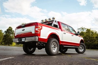 Car for Sale: Unique, Retro 2020 Ford F-150 by Beechmont Ford in Ohio - image 926920