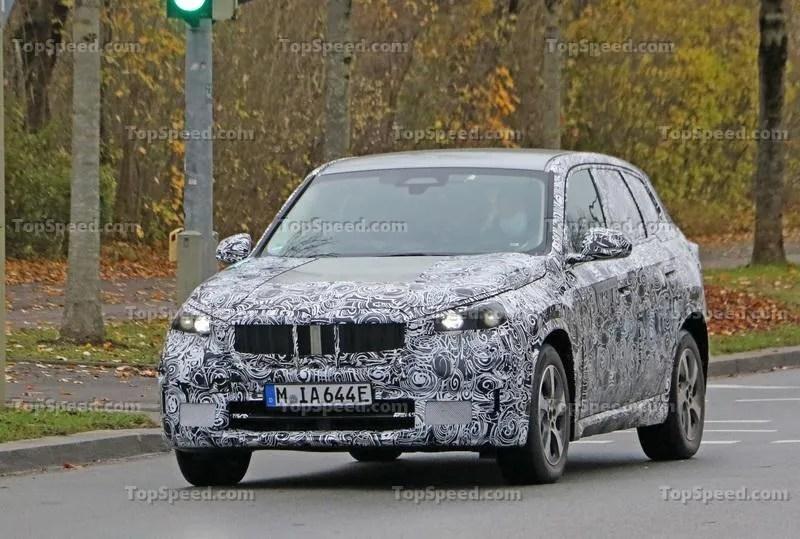 2022 BMW iX1 Exterior Spyshots - image 946159