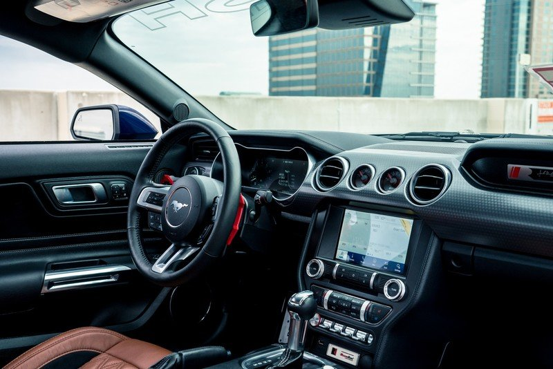 2021 Ford Mustang Stage 3 By Roush Interior - image 970529
