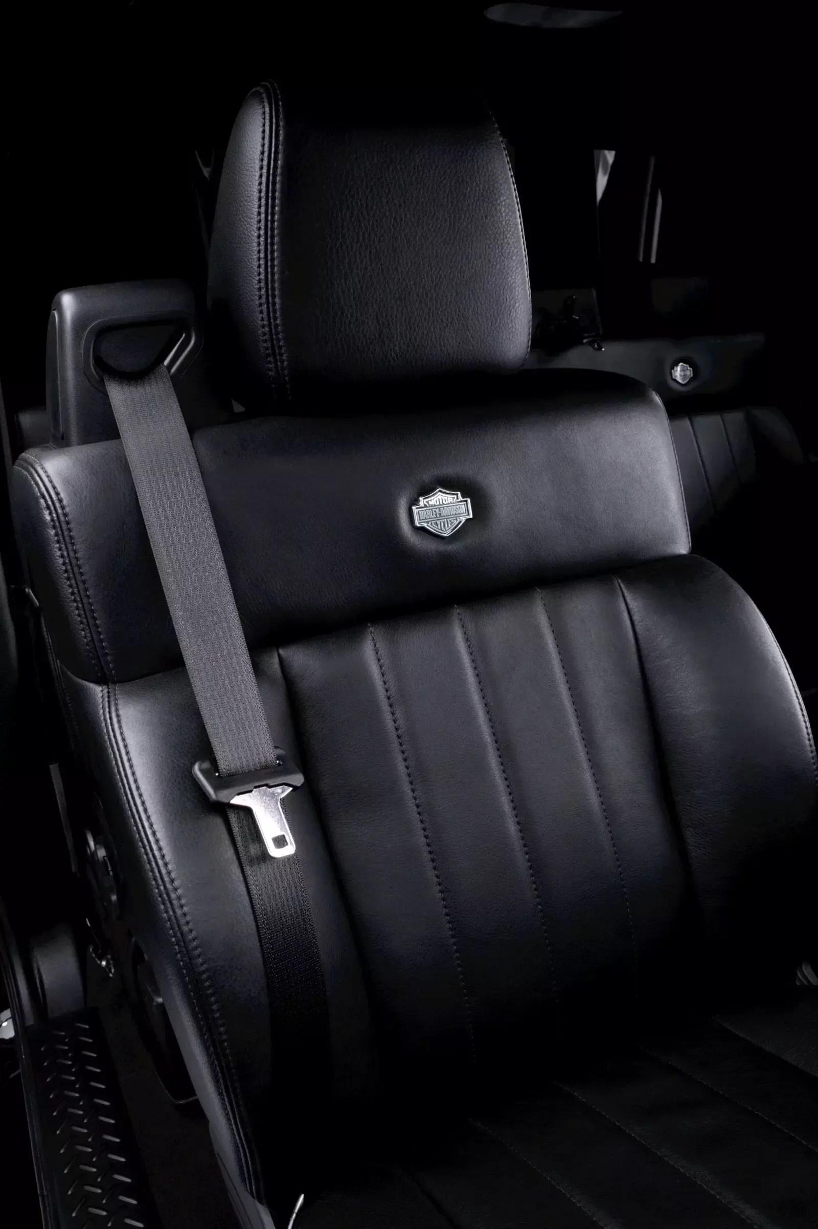 Harley Davidson F150 Interior : harley, davidson, interior, Harley-Davidson, F-150, Super, Speed
