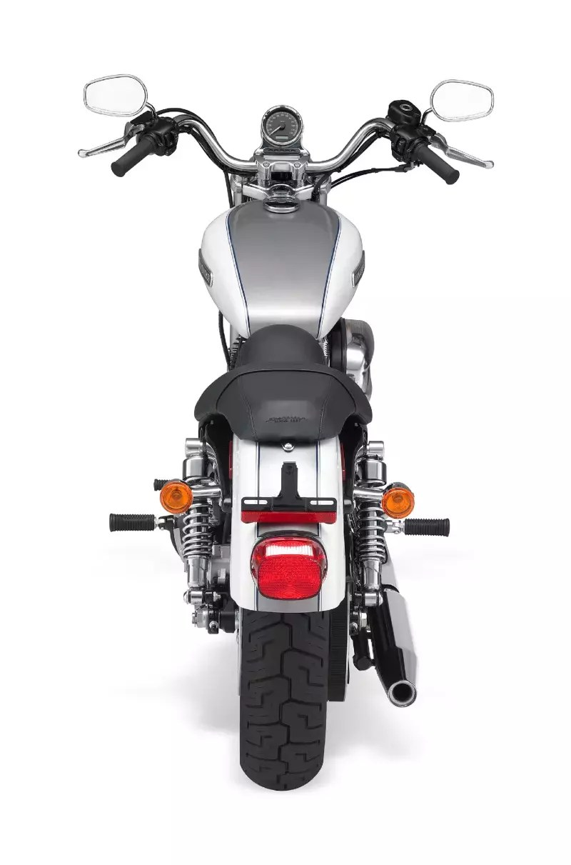 2019 Harley-Davidson Sportster 1200 Custom specifications and...