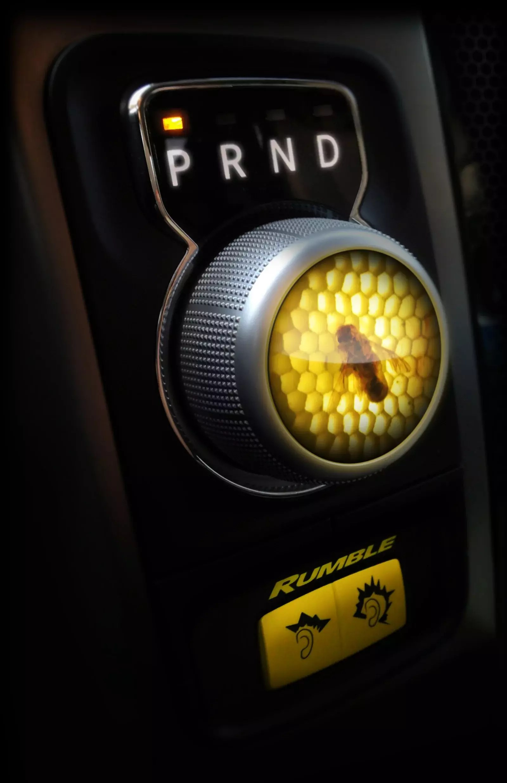 Dodge Ram Yellow Light On Dash : dodge, yellow, light, Rumble, Concept, Speed