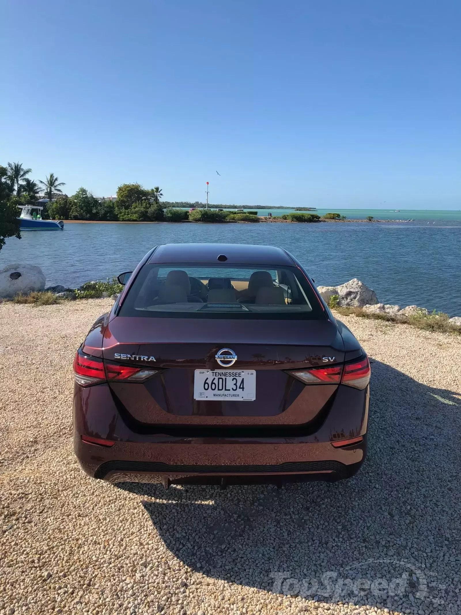 Nissan Sentra 0 60 : nissan, sentra, Nissan, Sentra, Driving, Impressions, Forward