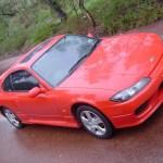 1999 Nissan S15 Silvia Top Speed