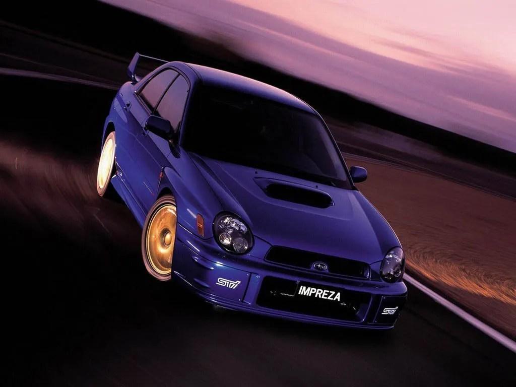 Subaru Wrx Rally Car Wallpaper 2001 Subaru Impreza Sti Top Speed